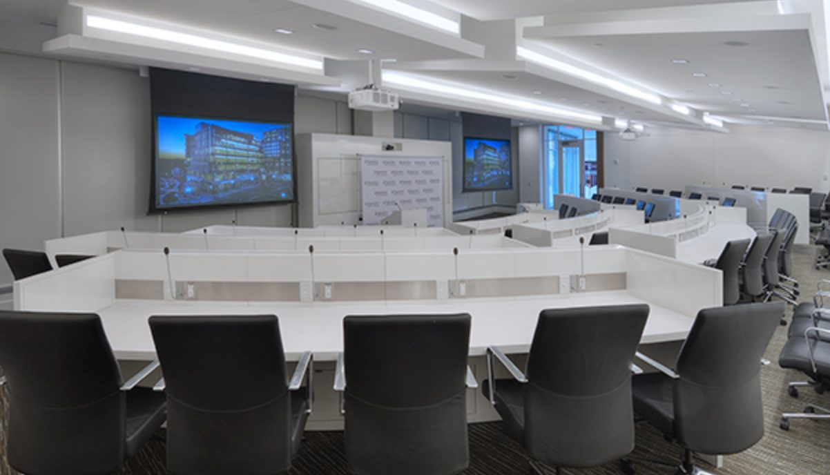 VTRC Executive Briefing Center