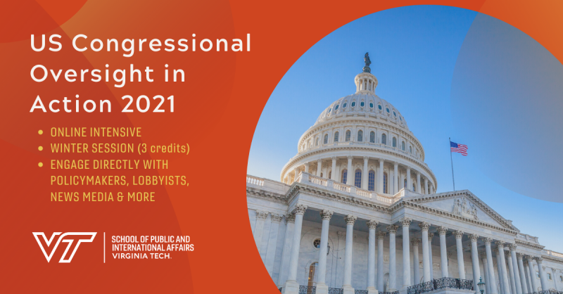 U.S. Congressional Oversight In Action 2021 Banner